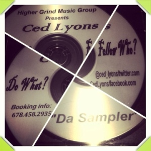 Ced Lyons - Do What Follow What
